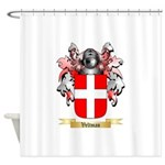 Veltman Shower Curtain