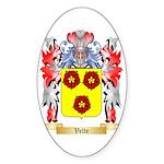 Velte Sticker (Oval 50 pk)