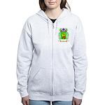 Veliz Women's Zip Hoodie
