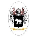 Velikhov Sticker (Oval 10 pk)