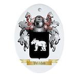 Velikhov Oval Ornament