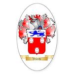 Velerdi Sticker (Oval 50 pk)