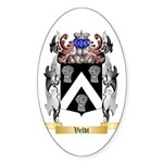 Veldt Sticker (Oval)