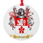 Veldon Round Ornament
