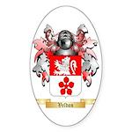 Veldon Sticker (Oval 10 pk)