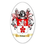 Veldon Sticker (Oval 50 pk)