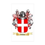 Velden Sticker (Rectangle 50 pk)