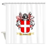 Velden Shower Curtain