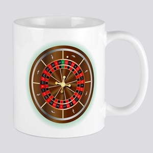 Roulette Wheel Mugs