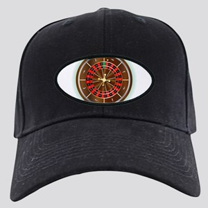 Roulette Wheel Black Cap
