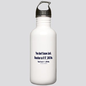 You Don't Know Jack Stainless Water Bottle 1.0L