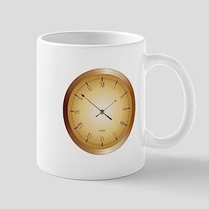 Office Clock Mugs