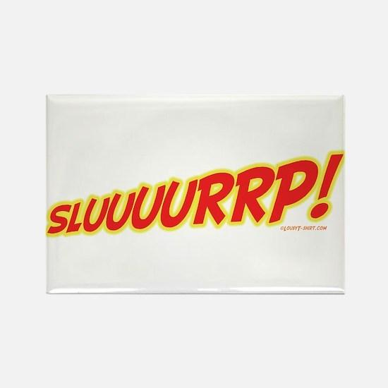 Slurp Rectangle Magnet (10 pack)
