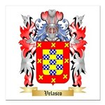 Velasco Square Car Magnet 3