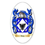 Vela Sticker (Oval 10 pk)