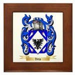 Vela Framed Tile