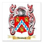 Veisbuch Square Car Magnet 3