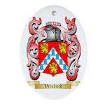 Veisbuch Oval Ornament