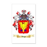 Veiga 35x21 Wall Decal