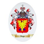 Vega Oval Ornament
