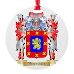 Vedyashkin Round Ornament