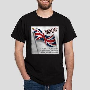 British FlagDefense T-Shirt