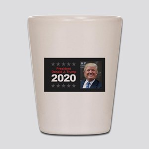 President Trump 2020 Shot Glass