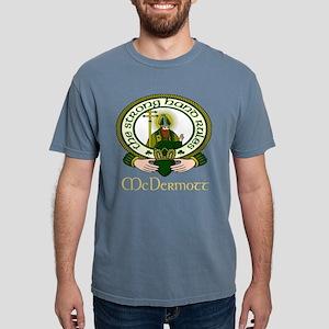 McDermott Clan Motto Women's Dark T-Shirt