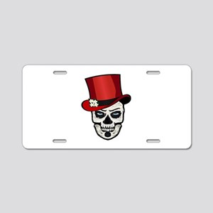 PLAY A GAME NOW Aluminum License Plate