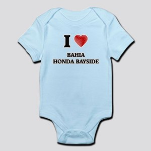 I love Bahia Honda Bayside Florida Body Suit