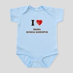 I love Bahia Honda Sandspur Florida Body Suit