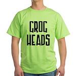 GrogHeads Text Logo T-Shirt
