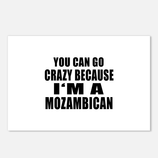 I Am Mozambique Postcards (Package of 8)