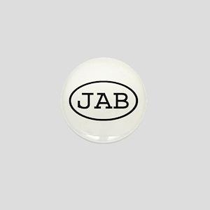 JAB Oval Mini Button