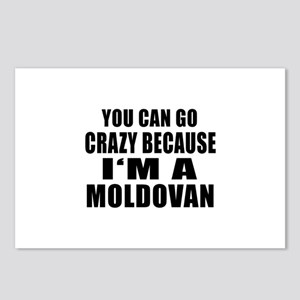I Am Moldova Postcards (Package of 8)