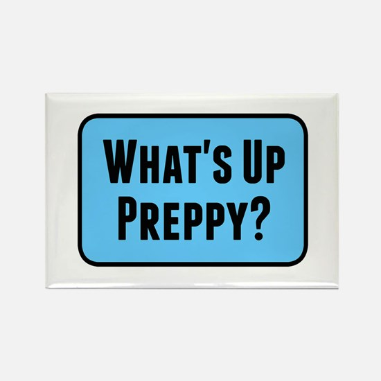 What's Up Preppy? Magnets