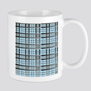 8th Pattern; New Plaid Pattern Mugs