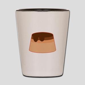 Flan Shot Glass