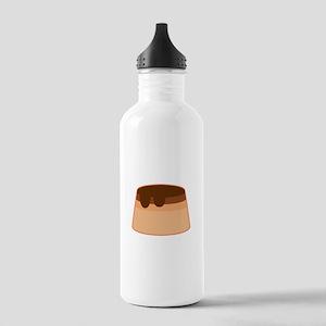 Flan Water Bottle