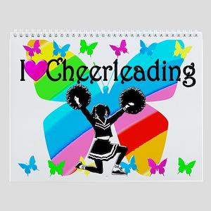 Cheering Love Wall Calendar