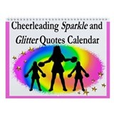 Cheerleaders Wall Calendars