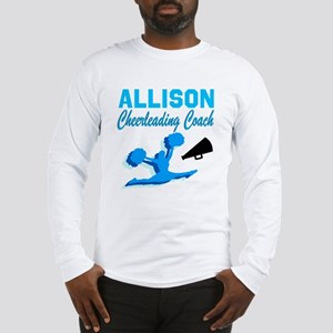 CHEERING COACH Long Sleeve T-Shirt