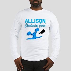 CHEERING COACH Long Sleeve T-Shirt