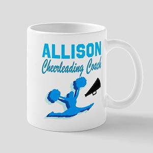 CHEERING COACH Mug