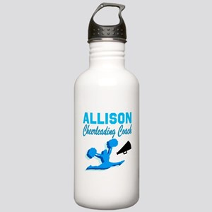 CHEERING COACH Stainless Water Bottle 1.0L
