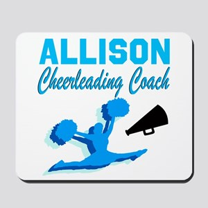 CHEERING COACH Mousepad