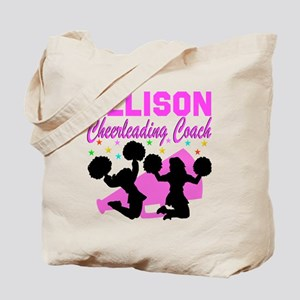 CHEERING COACH Tote Bag