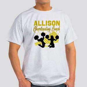 CHEERING COACH Light T-Shirt