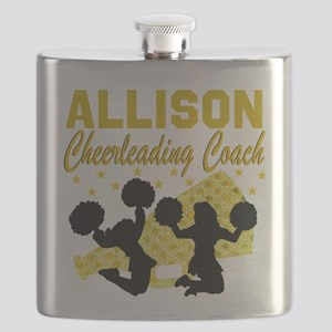 CHEERING COACH Flask