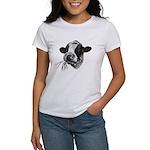 Happy Holstein Friesian Dairy Cow T-Shirt